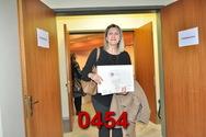 Ορκωμοσία Σχολής Σπουδών στον Ευρωπαϊκό Πολιτισμό (Επώνυμο από Α έως ΚΑ) 08/12/2018 16:00 μ.μ. Part 06/12