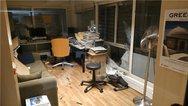 Έκρηξη στον ΣΚΑΪ: Μεγάλες οι ζημιές στο εσωτερικό του κτηρίου
