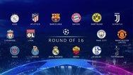 "Champions League: Αυτά είναι τα ""ζευγάρια"" των ""16"""