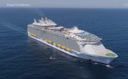 Symphony of the Seas: Το μεγαλύτερο κρουαζιερόπλοιο του κόσμου (video)