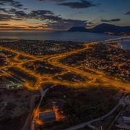 Ο κόμβος στο Ρίο, μια εικόνα μαγική από ψηλά
