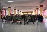 Επισκέψεις Αρχηγού ΓΕΣ σε Σχηματισμούς και Υπηρεσίες του Στρατού Ξηράς στη Θεσσαλία (φωτο)