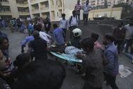 Φονική πυρκαγιά ξέσπασε σε νοσοκομείο στη Βομβάη (φωτο)