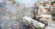 Βραζιλία: 600 σπίτια έγιναν... στάχτη από μια χύτρα ταχύτητας (video)