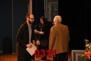 Ορκωμοσία Σχολής Γραφικές Τέχνες - Πολυμέσα, Σχεδιασμός Φωτισμού, Ακουστικός Σχεδιασμός και Ψηφιακός Ήχος 09/12/2018 12:00 π.μ. Part 04/08
