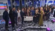 Greece's Next Top Model - Τελικός: Μεγάλη νικήτρια η Ειρήνη Καζαριάν! (video)