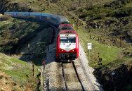 Εκτροχιάστηκε τρένο στο Πλατύ Ημαθίας