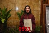 Ορκωμοσία Σχολής Παιδαγωγικού 14/12/2018 19:30 μ.μ. Part 07/19