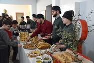 Δυτική Ελλάδα: Γιορτινές δράσεις από το τμήμα Μαγειρικής Τέχνης ΟΑΕΔ Μεσολογγίου (φωτο)