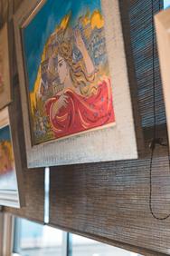 Η τέχνη αναδεικνύει την ψυχή και συναντά την έμπνευση στο Pas Mal!