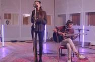 Η Βασιλική Μουρίκη τραγουδά στο Abbey Road Studio του Λονδίνου (video)