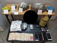 Συνελήφθη ολόκληρη οικογένεια στην Εύβοια για διακίνηση ναρκωτικών