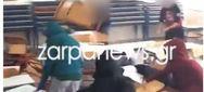 Απίστευτοι βανδαλισμοί σε σχολείο των Χανίων (video)