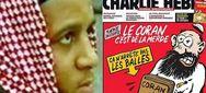 Eπίθεση στο Charlie Hebdo: Υπό κράτηση στη Γαλλία ο τζιχαντιστής Πίτερ Σερίφ