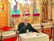 Ο Άγγελος Τσιγκρής μίλησε στο Νέο Σούλι Πατρών για τη βία στην οικογένεια (φωτο)