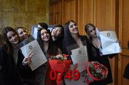 Ορκωμοσία Σχολής ΤΕΕΑΠΗ (β΄ ομάδα) & Θεατρικών Σπουδών 11/12/2018 13:00 μ.μ. Part 09/19
