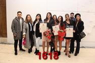 Ορκωμοσία Σχολής ΤΕΕΑΠΗ (β΄ ομάδα) & Θεατρικών Σπουδών 11/12/2018 13:00 μ.μ. Part 19/19