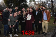 Ορκωμοσία Σχολής Διοίκησης Επιχειρήσεων 21/12/2018 16:30 μ.μ. Part 16/25