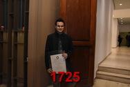 Ορκωμοσία Σχολής Διοίκησης Επιχειρήσεων 21/12/2018 16:30 μ.μ. Part 20/25