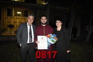 Ορκωμοσία Σχολής Οικονομικού (α΄ ομάδα) 21/12/2018 18:00 μ.μ. Part 10/13