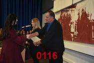 Ορκωμοσία Σχολής Οικονομικού (β΄ ομάδα) 21/12/2018 19:30 μ.μ. Part 02/15
