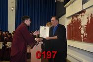 Ορκωμοσία Σχολής Οικονομικού (β΄ ομάδα) 21/12/2018 19:30 μ.μ. Part 03/15