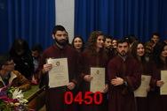 Ορκωμοσία Σχολής Οικονομικού (β΄ ομάδα) 21/12/2018 19:30 μ.μ. Part 05/15