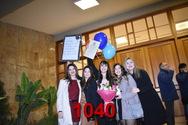 Ορκωμοσία Σχολής Οικονομικού (β΄ ομάδα) 21/12/2018 19:30 μ.μ. Part 12/15
