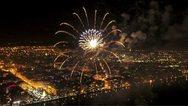 Θεσσαλονίκη: Πάνω από 4.000 πυροτεχνήματα θα εκτοξευθούν την παραμονή Πρωτοχρονιάς