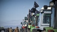 'Ζεσταίνουν' τις μηχανές στα τρακτέρ οι αγρότες