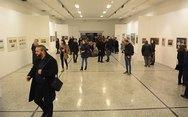Πάτρα: Σε εξέλιξη βρίσκεται η έκθεση σχεδίων και ψηφιδωτών έργων του Γιάννη Κολέφα