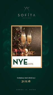 New Year's event at Sofita