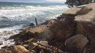 Ο 'Τriton' μπορεί να σώσει τις ακτές γύρω από την Πάτρα από το φαινόμενο της διάβρωσης