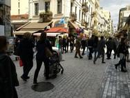 Ανοικτά σήμερα, τελευταία Κυριακή του χρόνου, τα καταστήματα της Πάτρας