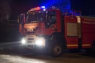 Πάτρα: Φωτιά σε καμινάδα στο Σκαγιοπούλειο