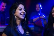 Εβίτα Σερέτη και Μάριος Τσιτσόπουλος στο Club 66 30-12-18