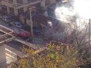 Πάτρα: Φωτιά σε κάδο απορριμμάτων στην περιοχή της Αρόης