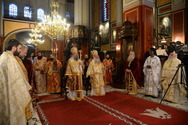 Με λαμπρότητα εορτάστηκε η Πρωτοχρονιά από την Ιερά Μητρόπολη Πατρών (pics)