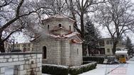 Αχαΐα: Λευκό σκηνικό στα Καλάβρυτα και στην Ιερά Μονή Αγίας Λαύρας