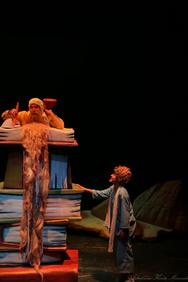 """Πάτρα: Mε επιτυχία η πρεμιέρα της παράστασης """"Μικρός Πρίγκιπας"""""""