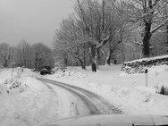 Δυτική Ελλάδα: Κυκλοφοριακές ρυθμίσεις για φορτηγά και λεωφορεία λόγω χιονόπτωσης