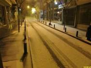 'Τρέλα' για το χιόνι στην Κοζάνη (vids)