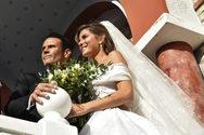 Η αδημοσίευτη φωτογραφία από το γάμο της Μαρίας Μενούνος με τον Κέβιν Αντεργκάρο!