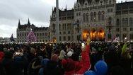 Στους δρόμους της Βουδαπέστης 10.000 διαδηλωτές