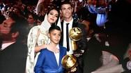 Καλύτερος ποδοσφαιριστής της χρονιάς ο Cristiano Ronaldo (video)