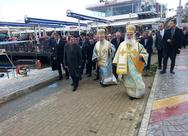 Με ιδιαίτερη λαμπρότητα εορτάστηκαν τα Θεοφάνια στην Κύπρο
