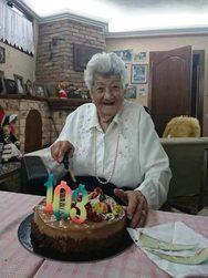 Γιαγιά 103 ετών: Από τα Λεχαινά στα Ανάκτορα και στα Υπουργεία
