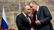 Συνάντηση Ερντογάν - Πούτιν για την αμερικανική αποχώρηση από τη Συρία