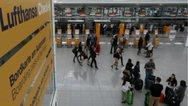 Γερμανία: Προβλήματα στις πτήσεις λόγω κινητοποιήσεων του προσωπικού ασφαλείας