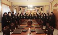 Συνέρχεται η Διαρκής Ιερά Σύνοδος της Εκκλησίας